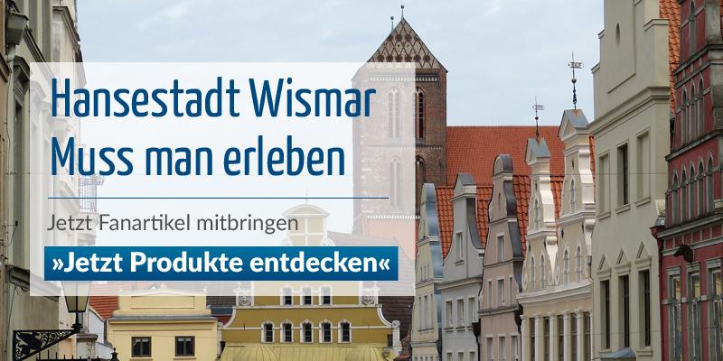 Web-Wismar.de - Fanartikel, Bücher, Stadtplan Wismar